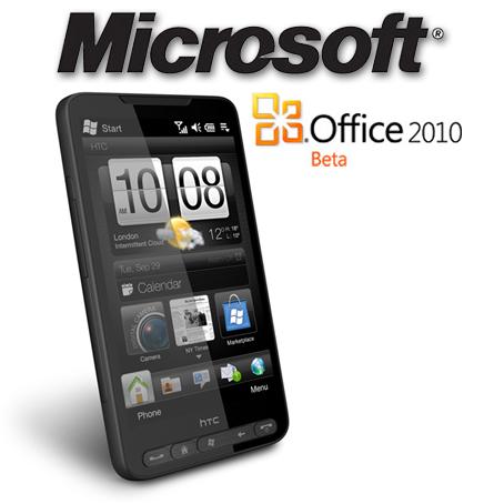 Microsoft Office Mobile 2010. Actualización gratis para W.Mobile 6.5