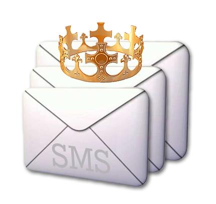 Los SMS siguen reinando en España
