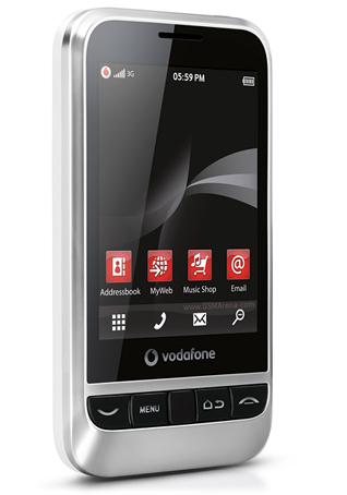 Vodafone 845. Android de bajo coste