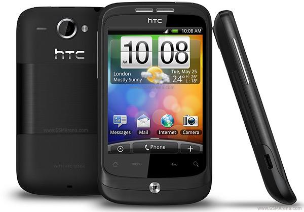 Nueva HTC Wildfire