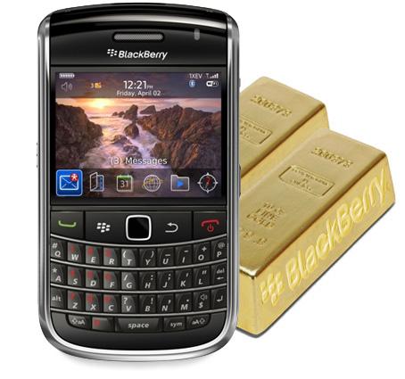 Blackberry llega al 100. Y es en millones de ventas