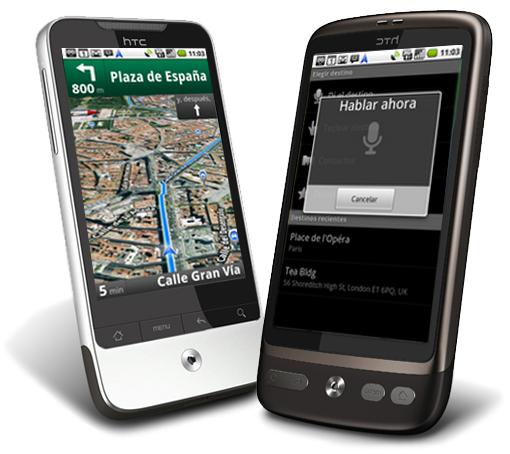 Google Maps Navigation ya está en España