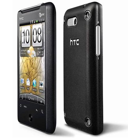 HTC Aria. El HD Mini con Android