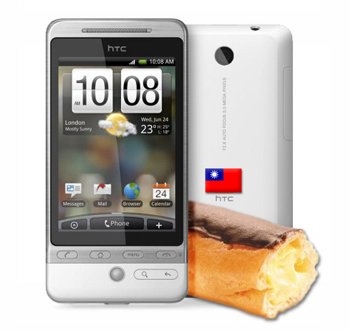 HTC lanza Android 2.1 para la Hero hoy mismo