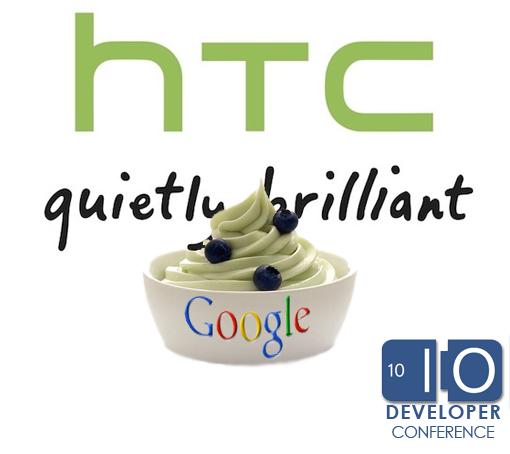 HTC analiza que móviles se actualizarán a Froyo