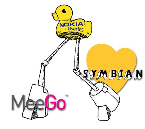 Nokia puede abandonar Symbian a partir del Nokia N8