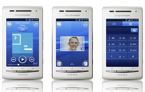 Sony Ericsson X8. Android que completa la saga