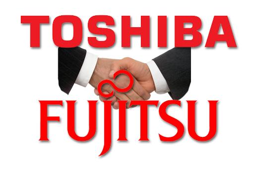 Toshiba y Fujitsu se fusionan para fabricar móviles