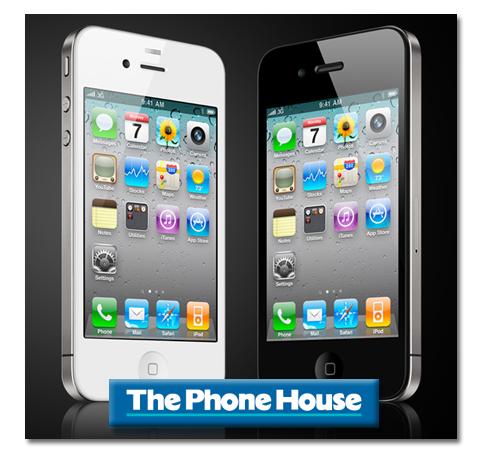 El iPhone 4G para Julio en The Phone House