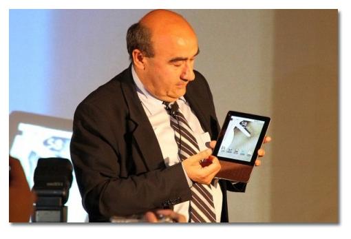 Acer lanzará para finales de año sus tablets