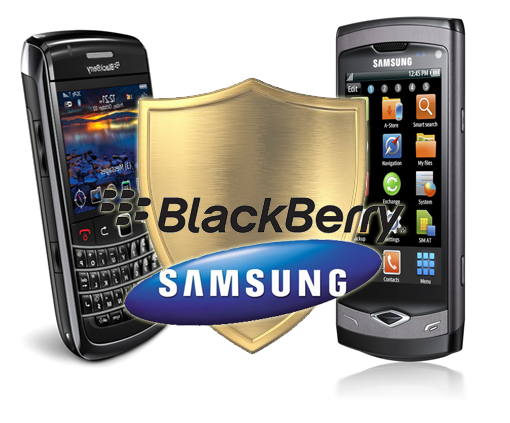 Protege tu Blackberry o Samsung contra la pérdida