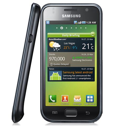 El Samsung Galaxy S recibe Froyo en Septiembre