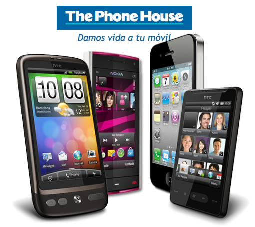 Smartphone al 100%, sólo en The Phone House