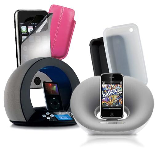 Tus accesorios iPhone con un 40% de descuento en The Phone House