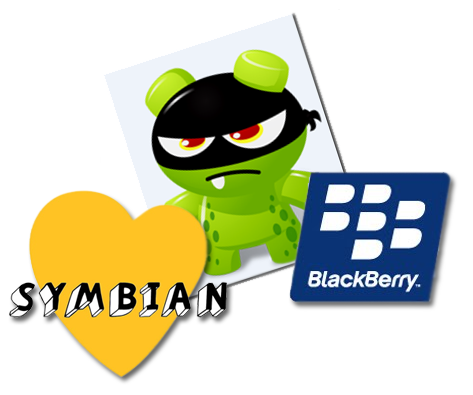 Zitmo. Nuevo virus phishing en BlackBerry y Symbian
