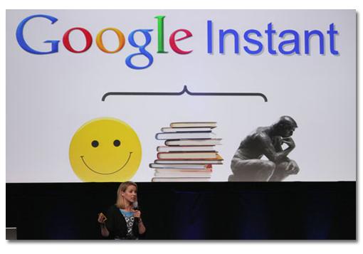 Google Instant está llegando a iOS y Android