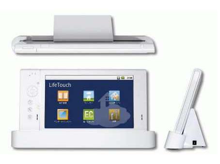 Tablet Life Touch de NEC para Japón