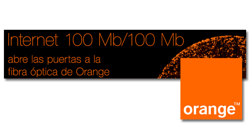 Orange sube los 50MB simétricos al doble