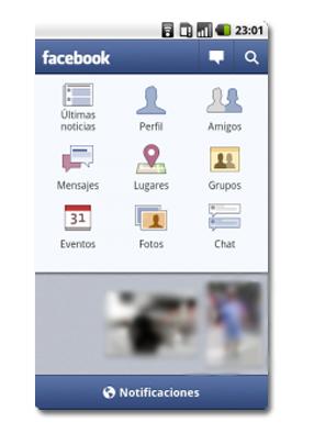 Facebook para Android nos trae el Chat
