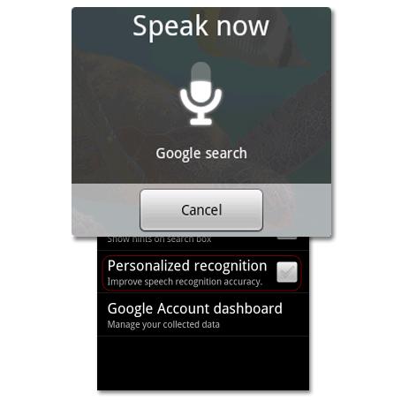 Google actualiza su buscador por voz de Android