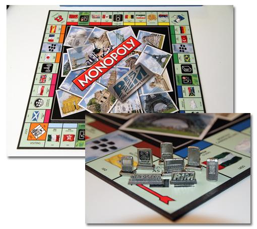 El Monopoly de Blackberry