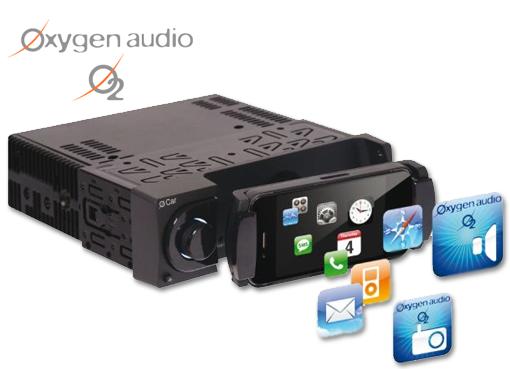 Oxygen Car. Acopla tu iPhone al equipo de música de tu coche