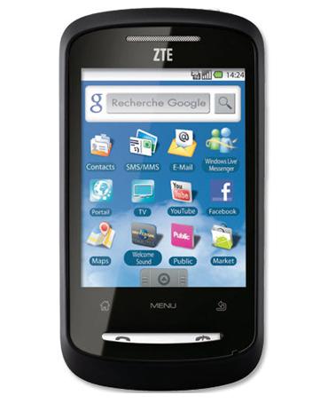ZTE Link. Smartphone de bajo coste con Yoigo
