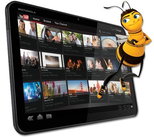Motorola Xoom. La tablet Android 3.0 tan deseada