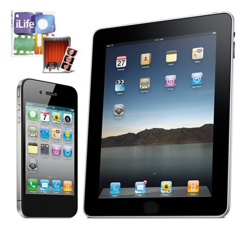 Rumor. iPad y iPhone sin botón Home. iOS 4.3 a la vista