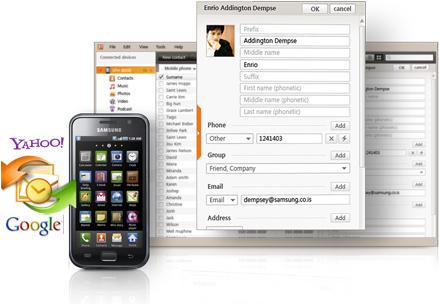 Ya esta disponible el Samsung Kies 2.0