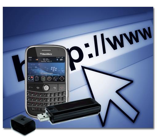 La conexión a Internet desde banda ancha móvil aumenta con creces