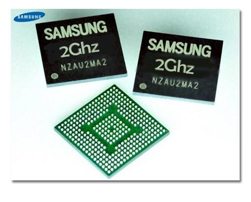 Rumor. Procesadores Dual Core a 2Ghz de Samsung