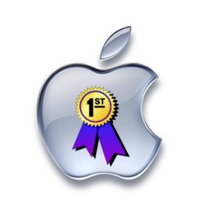Apple es el primer fabricante de móviles gracias a sus ingresos