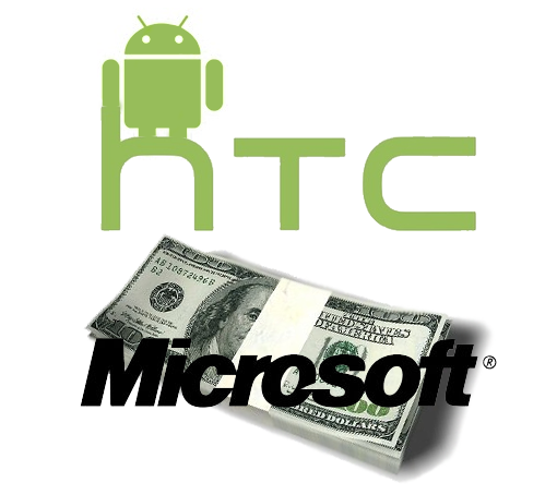 Microsoft hace caja a costa de Android