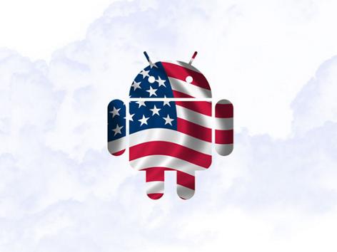 En Estados Unidos, más de la mitad de los smartphones vendidos son Android