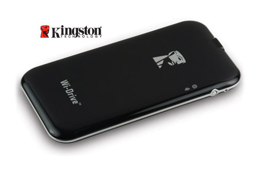 Kingston lanza Wi-Drive. Memoria externa para tu iOS