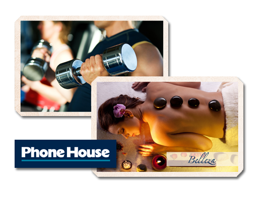 Nueva campaña de Bonos Regalo en Phonehouse.es