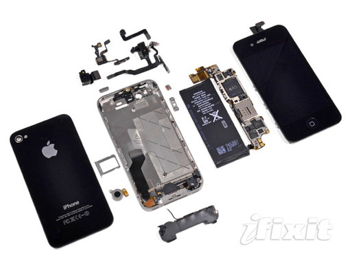 iFixit iPhone 4S