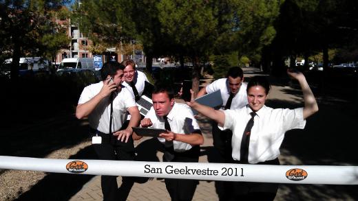 Geek-Silvestre Vallecana 2011