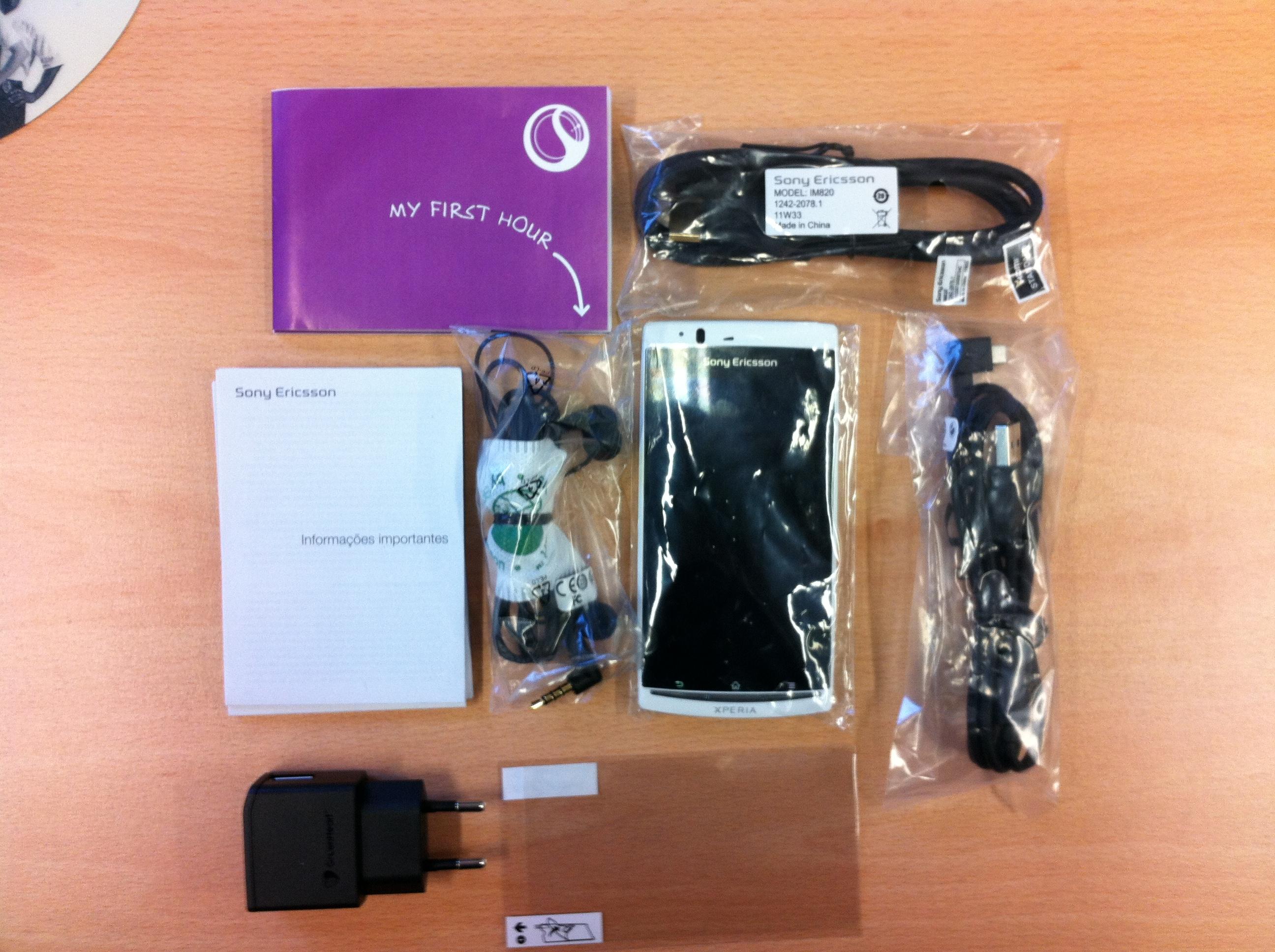 Análisis. Desempaquetamos el Sony Ericsson Xperia Arc S