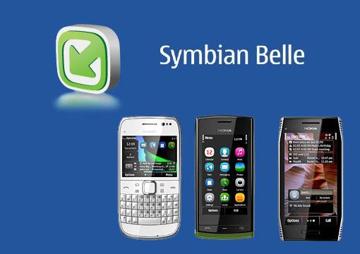 Actualización de Symbian Belle antes de navidad
