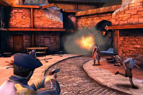 BackSpab, uno de los mejores juegos del año de iTunes y Market