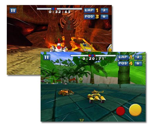 Sonic & SEGA All-Stars Racing gratis estas navidades