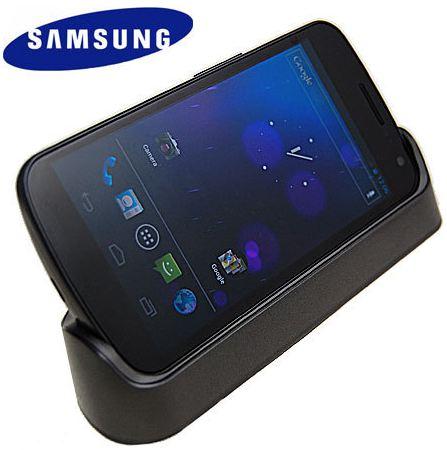 Los primeros accesorios oficiales para el Galaxy Nexus