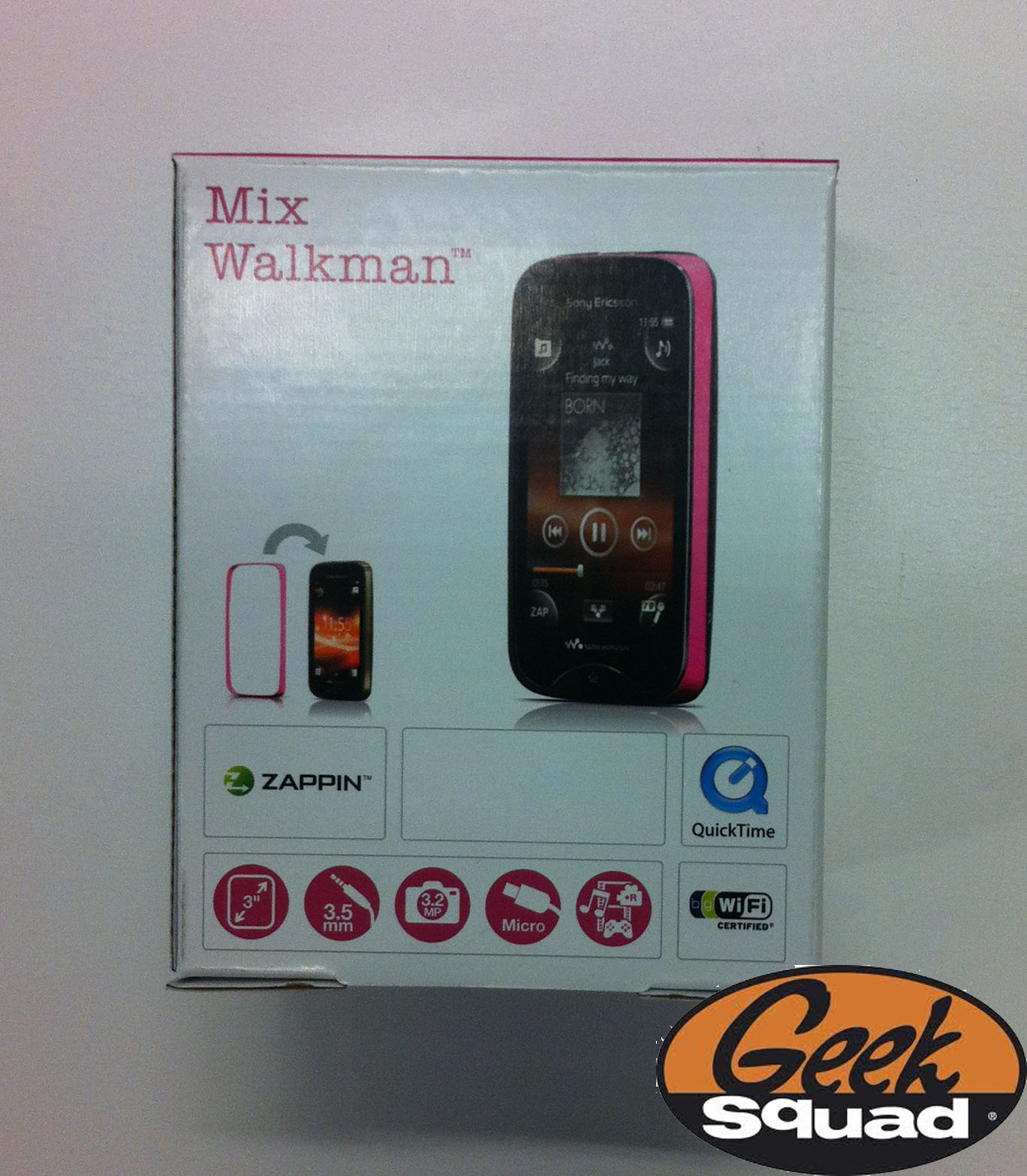 Análisis. Desempaquetamos el Sony Ericsson Mix Walkman