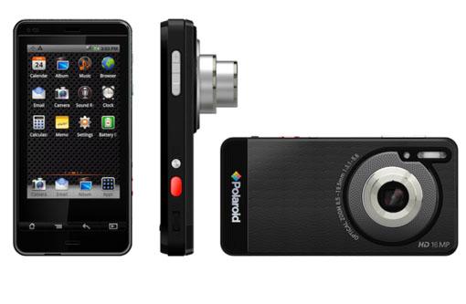 Polaroid lanza una cámara con Android. Solo le falta hacer llamadas
