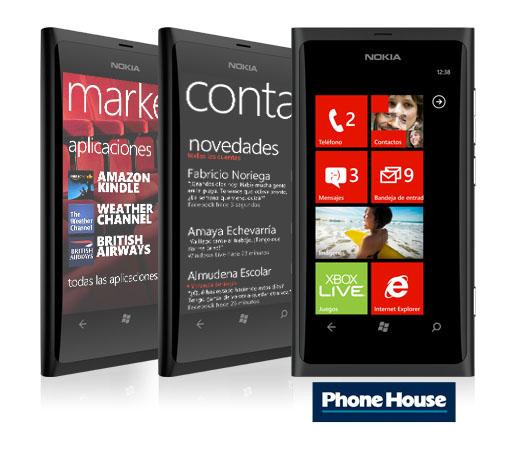 Sencillos pasos para estrenar tu smartphone Windows Phone