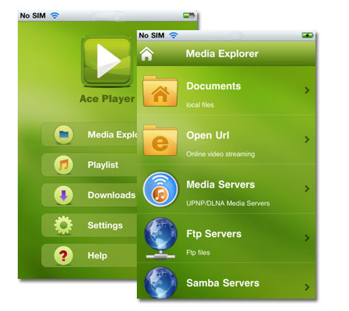 Ace Player. Reproduce todo tipo de vídeos en tu iOS, ahora gratis