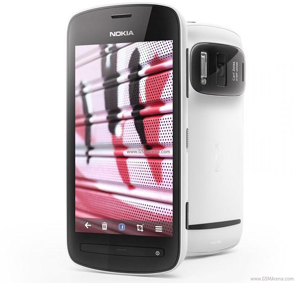 MWC 2012. Nokia 808 Pure View con cámara de 41 megapíxeles