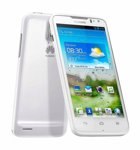 MWC 2012. Huawei Ascend D Quad, Ascend D Quad XL y Ascend D1